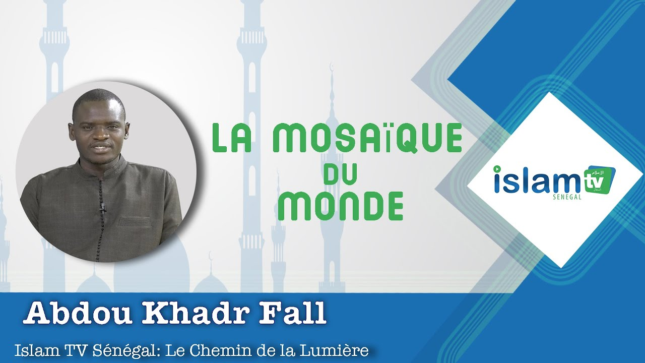 La Mosaïque du monde du 25 04 2919 - Invité: Imam Aboubakr FAYE (Commission Pèlerinage)