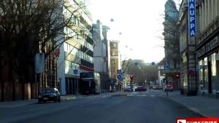Driving Through Turku Finland