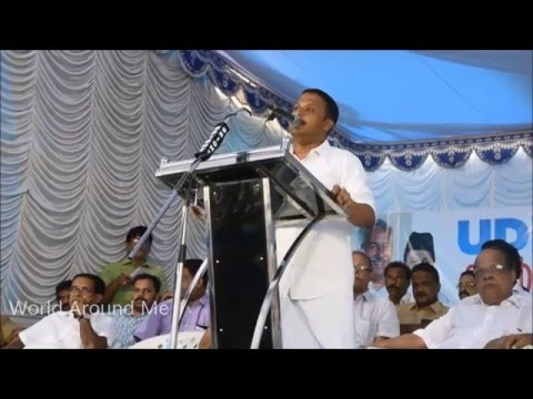UDF Candidate P M Sadiq Ali