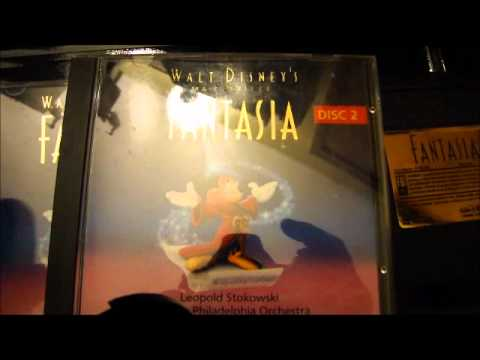 Disney Fantasia VHS Commemorative Edition 1991