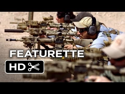 Lone Survivor Featurette - Weapons Training (2013) - Mark Wahlberg Movie HD