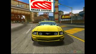 Ford vs  Chevy - Gameplay Xbox (Xbox Classic)