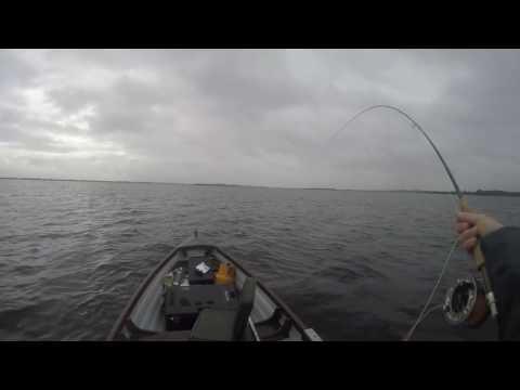 Mayfly fishing on Lough Corrib 2016
