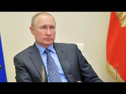 Обращение Путина к россиянам | Спецэфир с комментариями | 02.04.20
