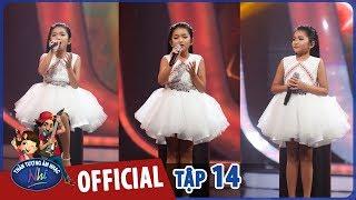 vietnam idol kids 2017 - gala chung ket - thu uyen - cha va con gai