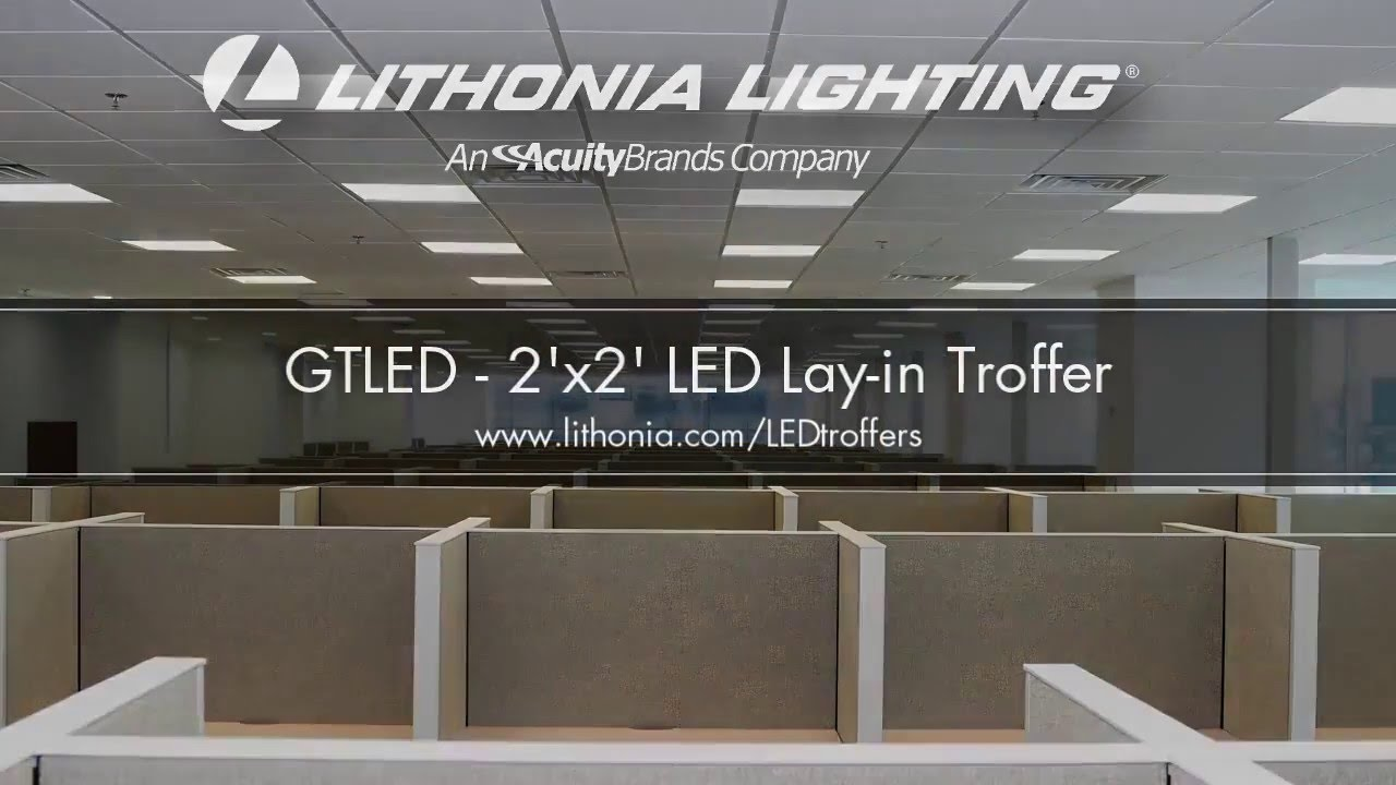 gtled 2x2 led lay in troffer from lithonia lighting why buy led hd, 720p