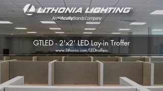 gtled 2x2 led lay in troffer from lithonia lighting why buy led hd 720p