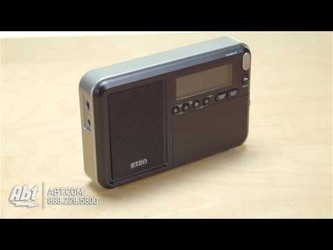 Eton TravelerIII AM/FM/LW Portable Radio Overview from YouTube · Duration:  1 minutes 35 seconds