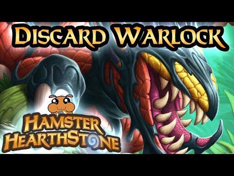 [ Hearthstone S58 ] Discard Warlock - Rastakhan's Rumble