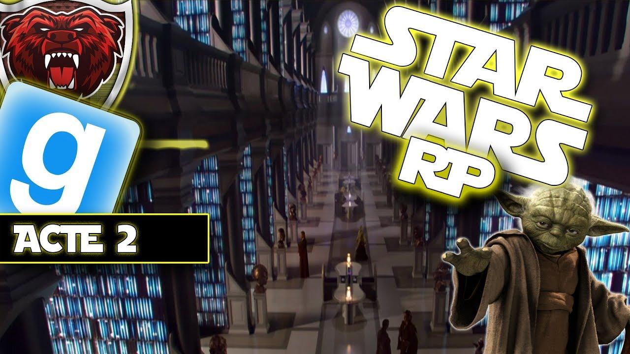 STAR WARS RP #12 - Toujours vivant? [Gmod FR] - YouTube