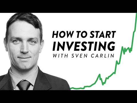 How To Start Investing In Stocks In 2021? (w/ @Value Investing With Sven Carlin, Ph.D.)
