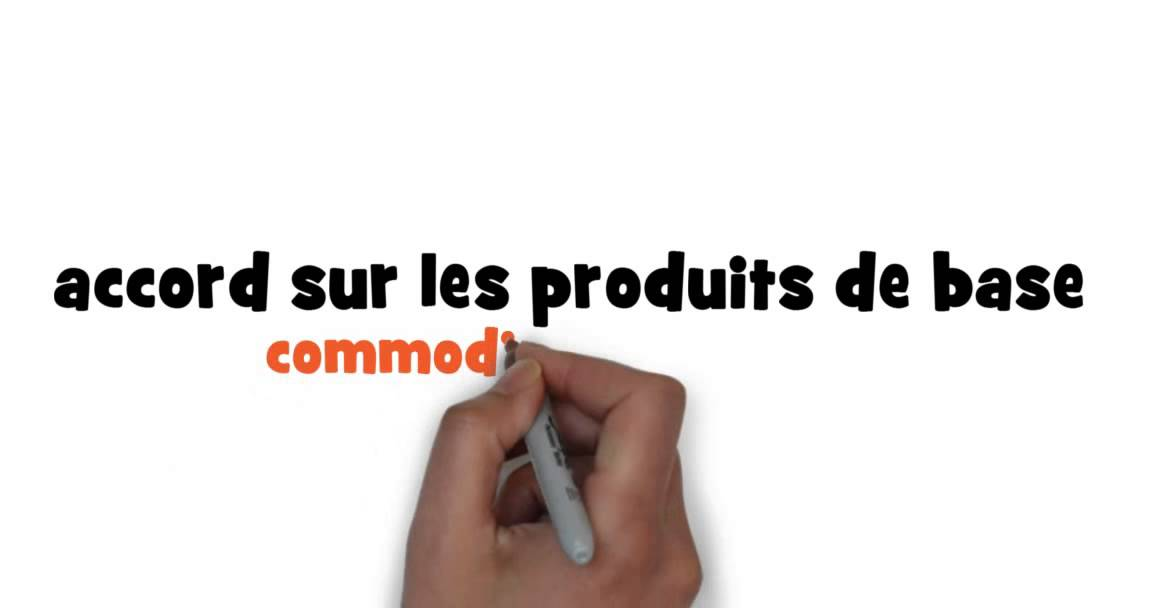 How To Write Commodity Agreement In French Youtube