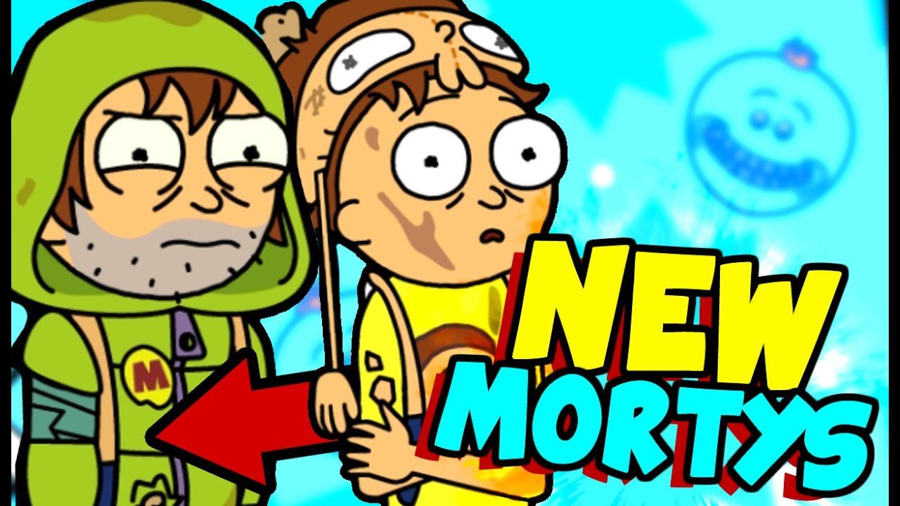 Download NEW MULTIPLAYER MORTYS   Pocket Mortys Multiplayer (Episode 2)   Gameplay, Reaction