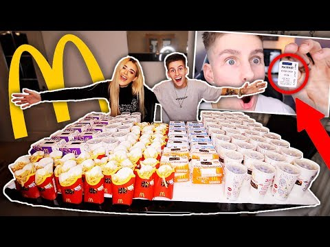 I Spent £280 On McDonalds Monopoly And WON MAYFAIR £100,000 CASH PRIZE! (400+ Monopoly Stickers)