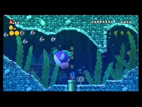 Another Super Mario Bros Wii 100 8 4 Youtube