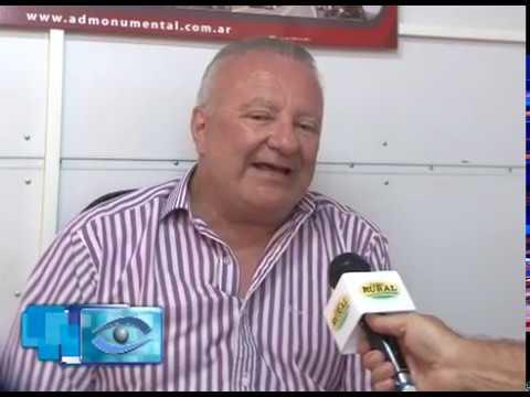 Ricardo Achill,  testimonio Expoagro 2019