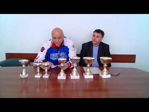 Жеребьевка финального этапа Всероссийских соревнований «Юный гандболист» среди юношей до 12-13 лет