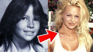 Evolution of Pamela Anderson in 2 minutes