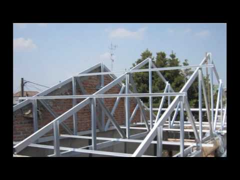 harga baja ringan per meter di bandung pemasangan atap 0812 5499 9952 youtube