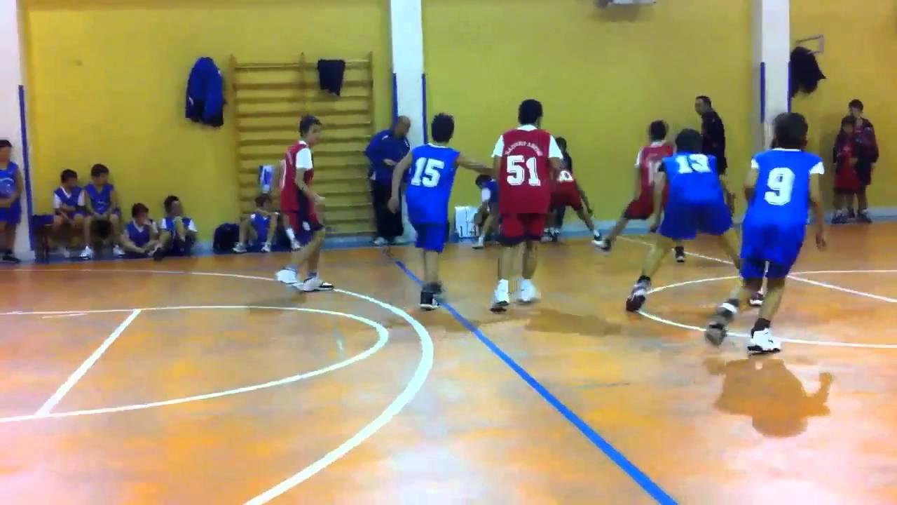 Basket Bambini Foligno Assisi Youtube