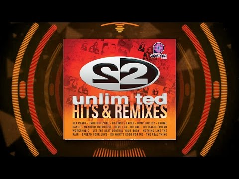 2 Unlimited - Greatest Hits And Remixes (CD Completo)