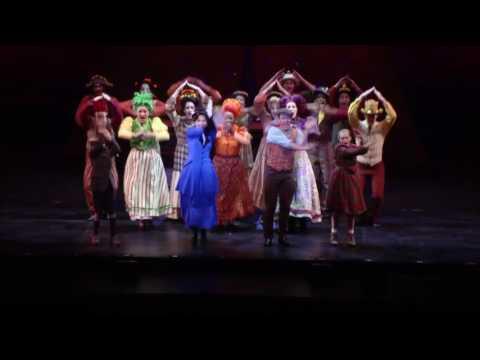 Mary Poppins at North Carolina Theatre