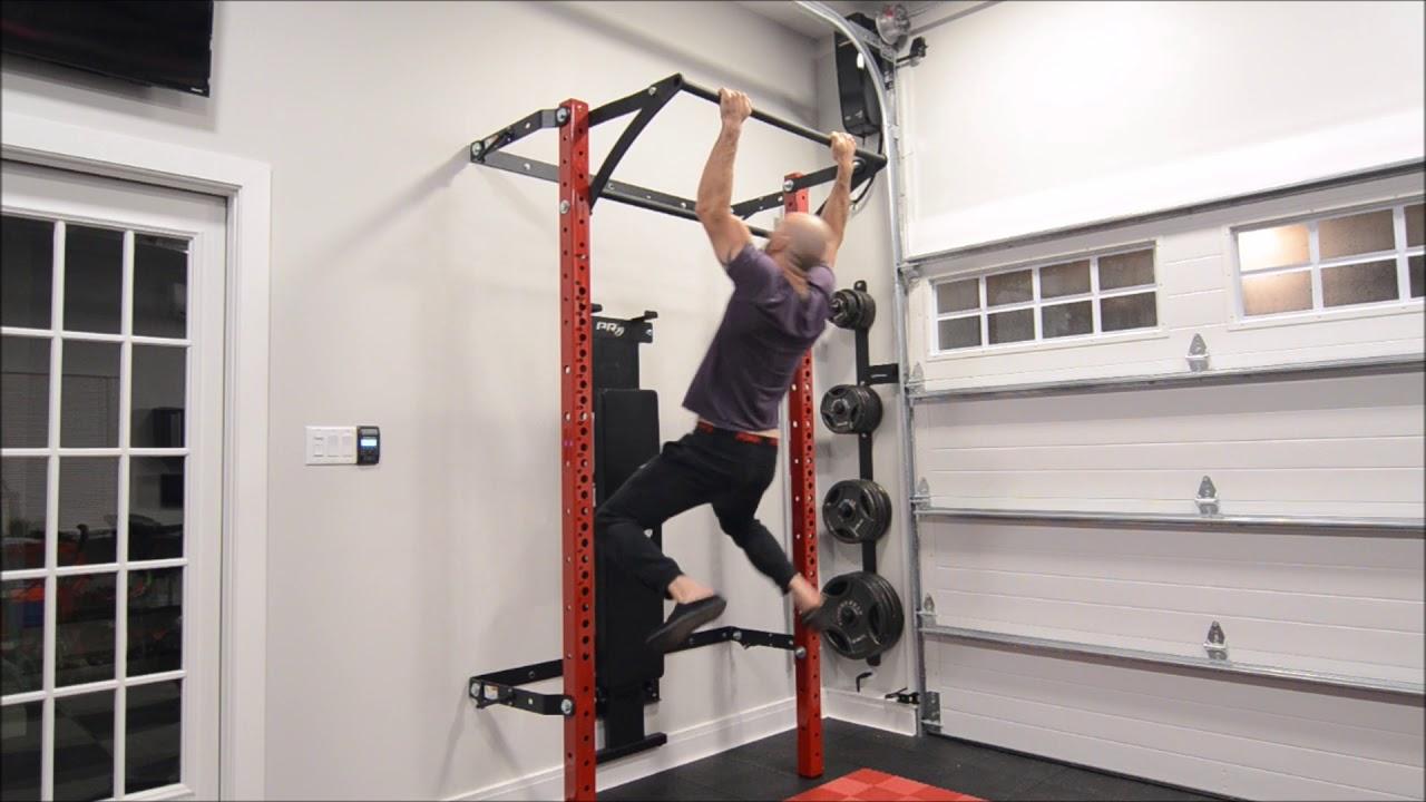 prx performance folding squat rack