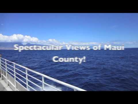 Lanai Ferry to Maui