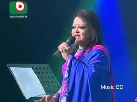 E Shukher Ney Kono Simana   sabina yasmin bangla song live 2016