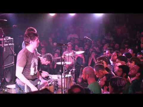 SHELLAC - The end of radio - Athens Greece - An Club 2015