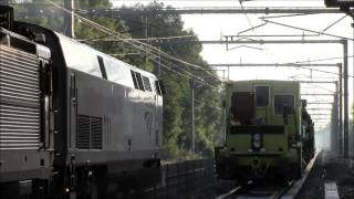 Chasing Amtrak Train #66 Stamford, CT to Kingston, RI)