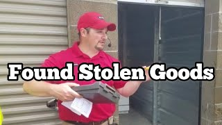 WE FOUND STOLEN GOODS / I Bought Abandoned Storage Unit Locker / Opening Mystery Boxes Storage Wars