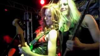 Iron Maidens - Invaders / Die With Your Boots On