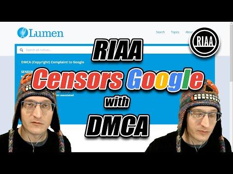 "DMCA'd! RIAA Takes Down YouTube ""Converters"""