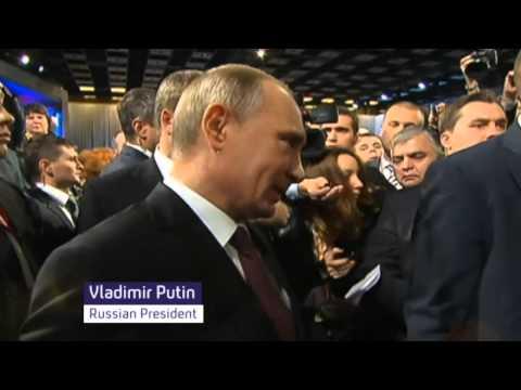 Putin opponent Khodorkovsky