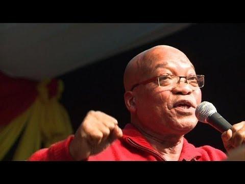 Profile: South Africa's President Jacob Zuma