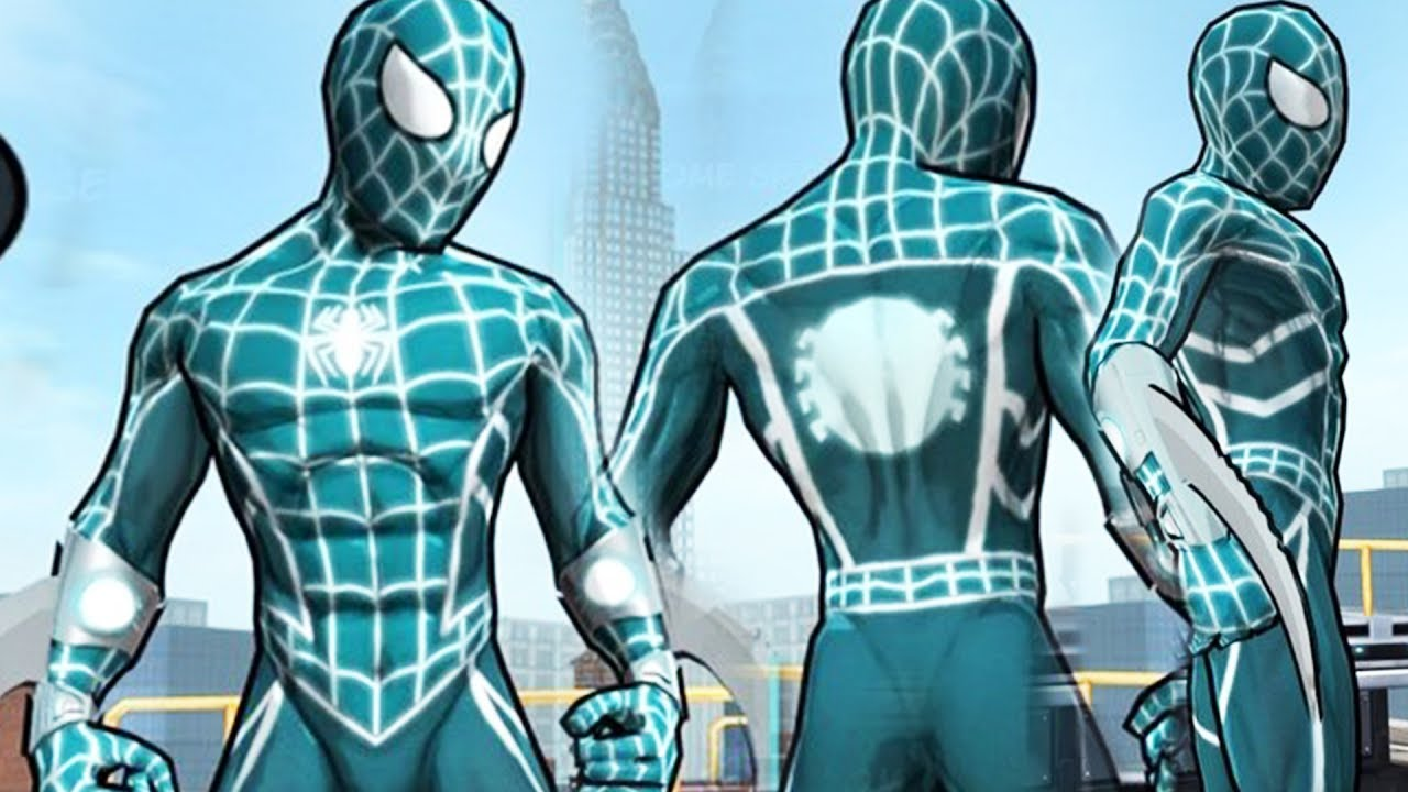FEAR ITSELF Spider-Man Overview | MARVEL: Spider-Man Unlimited - YouTube