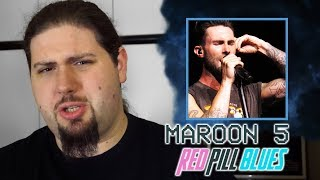 Maroon 5 - Red Pill Blues ALBUM REVIEW (Music Is Your Friend)