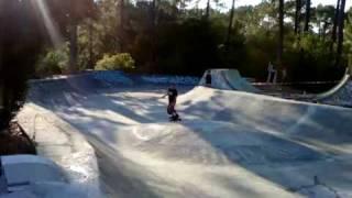 skate lectrique pti david electric skatepark le four cap ferret 0001