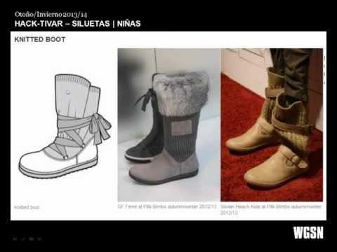 Materiales y Siluetas Clave en Calzado y Accesorios para Otoño Invierno 2013/14