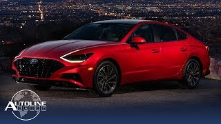 2020 Sonata Design Highlights, Tesla Gets China Subsidies - Autoline Daily 2732