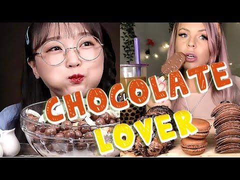 Asmrtists Love Chocolate