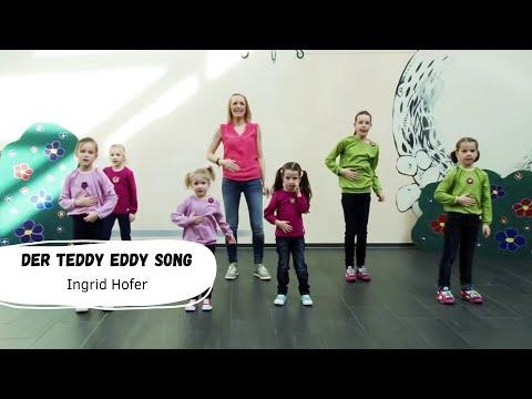Der Teddy Eddy Song (Offizielles Tanzvideo) - Teddy Eddy / Kinderlieder / Bewegungslieder