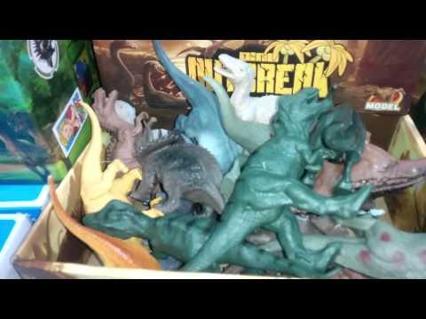 Calle DinosauriosCocodrilosiguanas Dragones La De En Y Juguetes OkTZiPXu