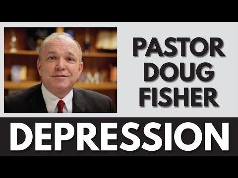 Pastor Doug Fisher  Depression