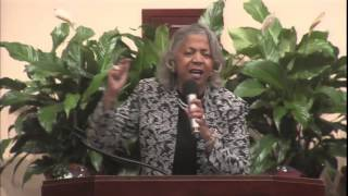 """Right Here, Right Now"" - Co-Pastor Jo Ann Browning"