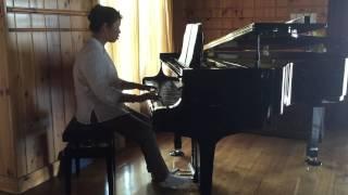 Ly Rượu Mừng - piano arrangement by Huynh Thi Thanh Man