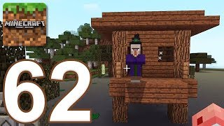 Minecraft: Pocket Edition - Gameplay Walkthrough Part 62 - Survival (iOS, Android)
