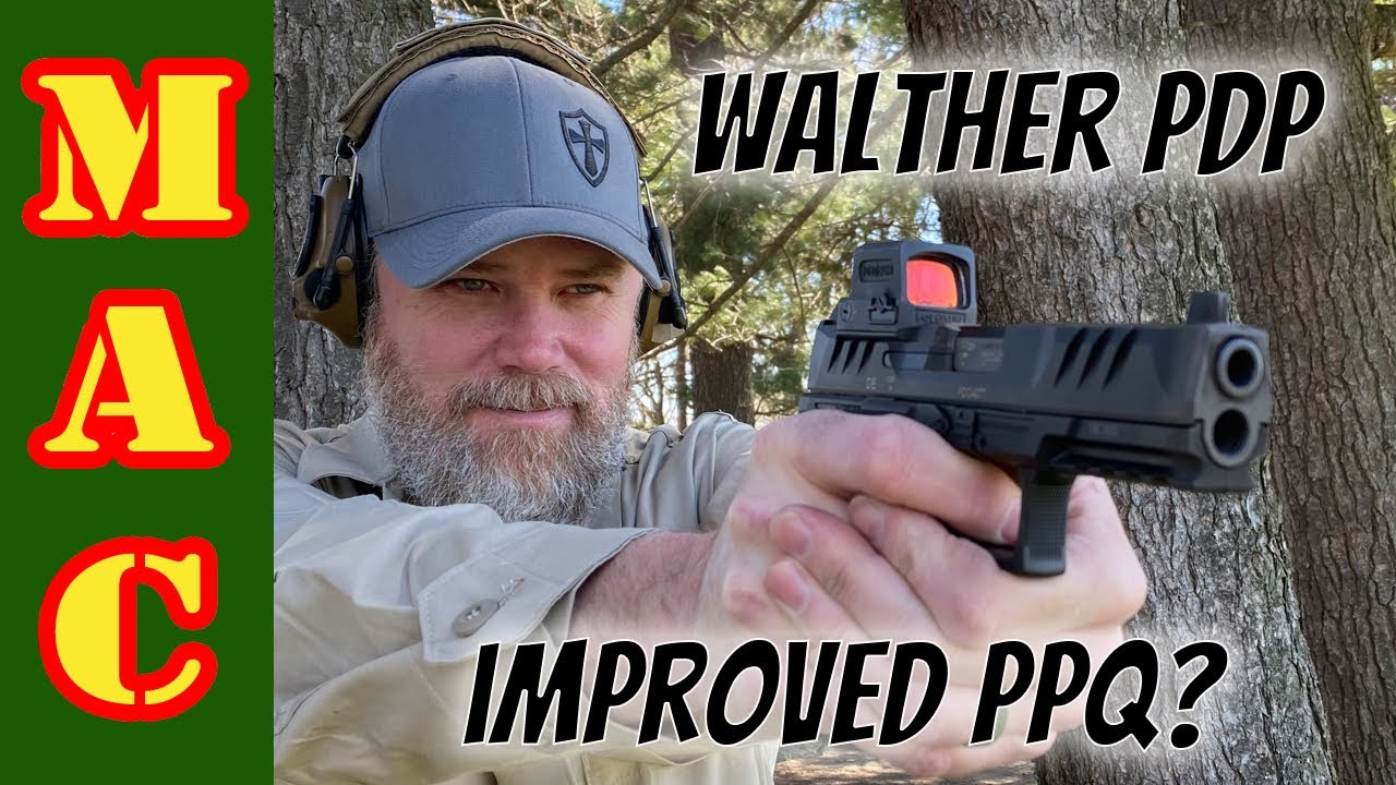 New Walther PDP: Worthwhile PPQ Upgrade?