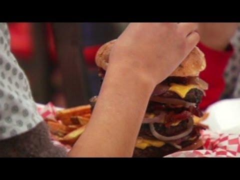 Heart attack at 'Heart Attack Grill'